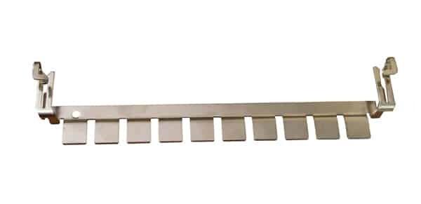 Шина заземления для 10 парных плинтов Krone | PL10P-GR | ITK