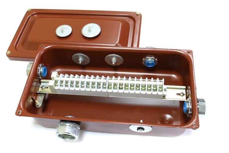 Коробка клеммная ККМА-20 У2 IP54 | zeta30373 | ЗЭТАРУС (Завод электротехнической арматуры)