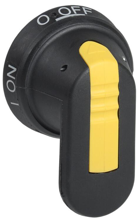 Рукоятка управления выносная для ВРМ 63-125А (3 полож.)   MVR30D-R   IEK