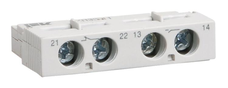 Дополнительный контакт поперечный ДКП32-20 | DMS11D-AE20 | IEK
