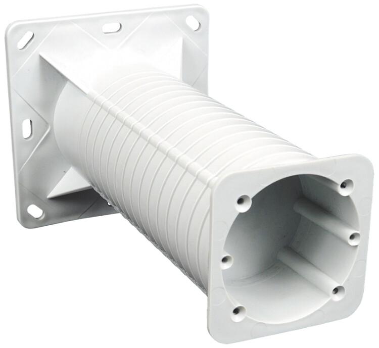 Электроуст коробка для фасадов КФ 120х120х200 | UKO10-120-120-200-K01 | IEK