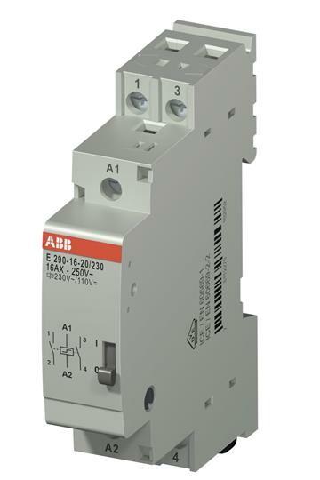 Реле электромех. E290-16-20/230 | 2TAZ312000R2012 | ABB