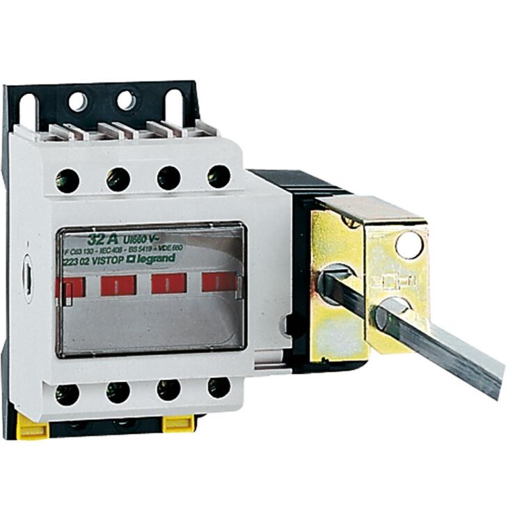 Выносная передняя рукоятка - для выключателя-разъединителя Vistop 32 A | 022734 | Legrand
