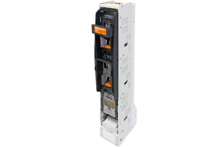 Планочный выключатель-разъединитель с функцией защиты одна рукоятка ППВР 2/185-6 3П 400A | SQ0726-0112 | TDM