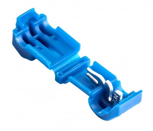 Ответвитель прокалывающий ОВ-Т 2 1.5-2.5 мм2 синий (50 шт) EKF PROxima   plc-ovt-1.5-2.5   EKF