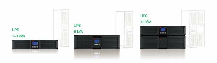 Источник бесперебойного питания ABB PowerValue 11 RT 2 кВА B | 4NWP100101R0001 | ABB