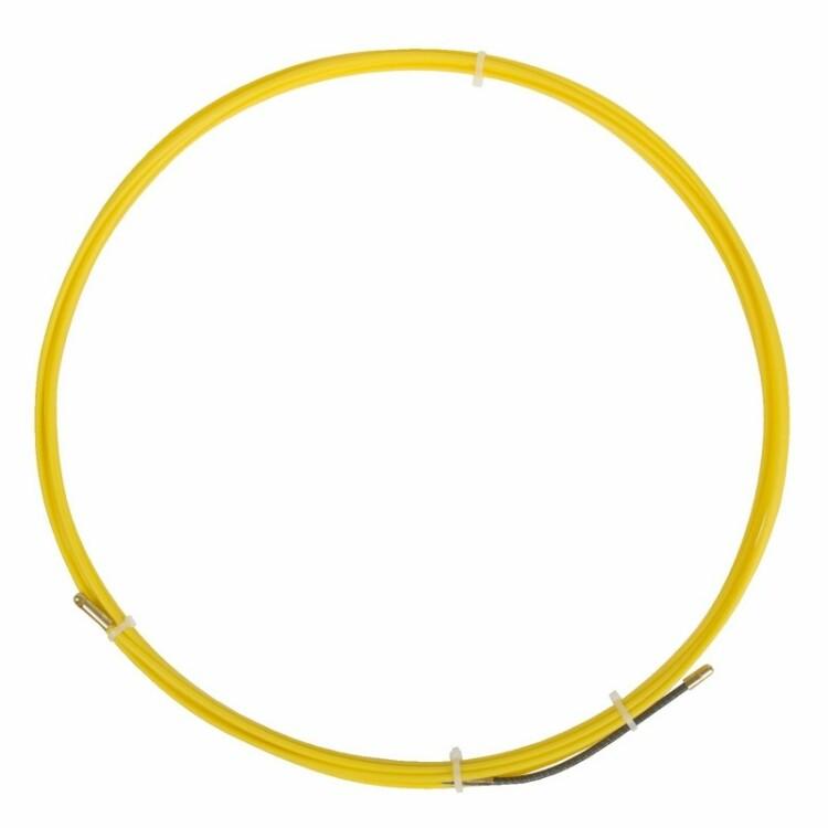 Протяжка кабельная (мини УЗК в бухте), стеклопруток, d=3,0 мм, 5 м PROCONNECT   47-1005-6   PROconnect