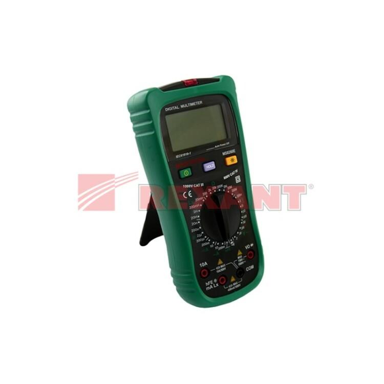 Измеритель емкости и индуктивности (RLC-метр) MS8360E MASTECH | 13-2028 | SDS