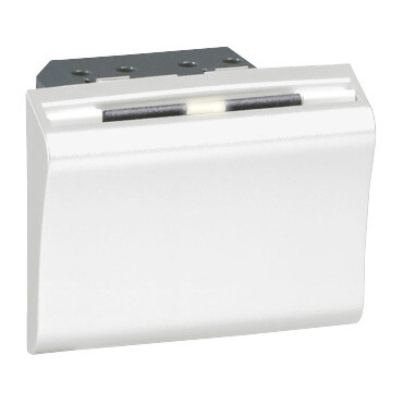 Выключатель с ключ-картой Mifare | 076728 | Legrand