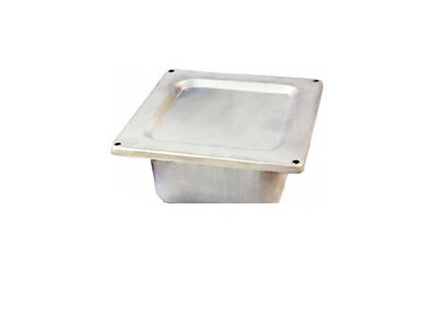 Коробка протяжная 110*110*80 (У 994) метал. IP54