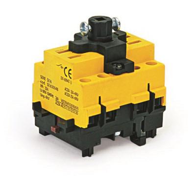 Выключатель нагрузки трёх полюсный с установк. на монтажн.плату | AE1603B | DKC