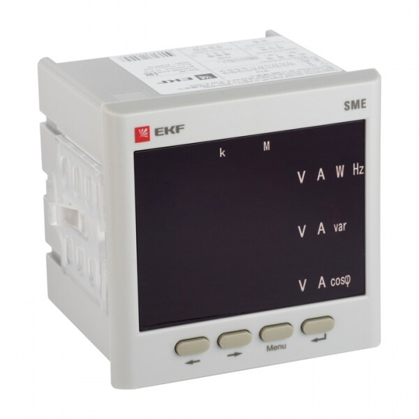 Многофункциональный измерительный прибор SМE с светодиодным дисплеем   sm-963e   EKF