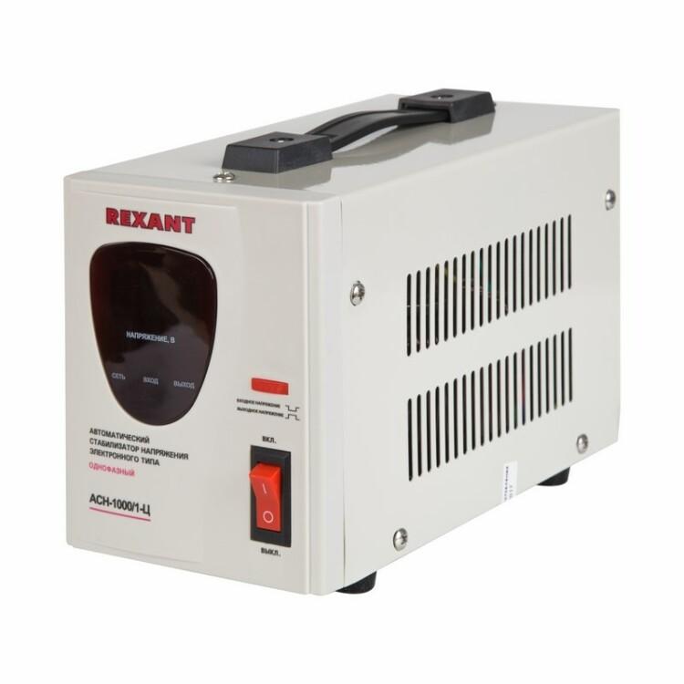 Стабилизатор напряжения AСН-1 000/1-Ц   11-5001   REXANT