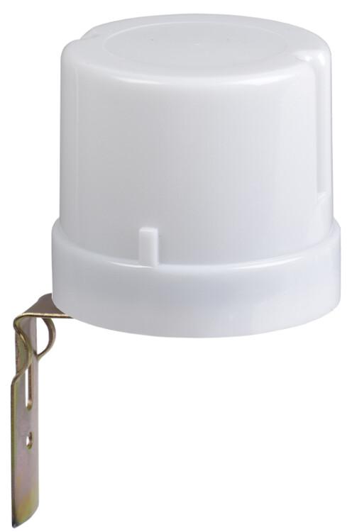 Фотореле ФР602серый, макс. нагрузка 5500ВА IP44  LFR20-602-4400-003   IEK