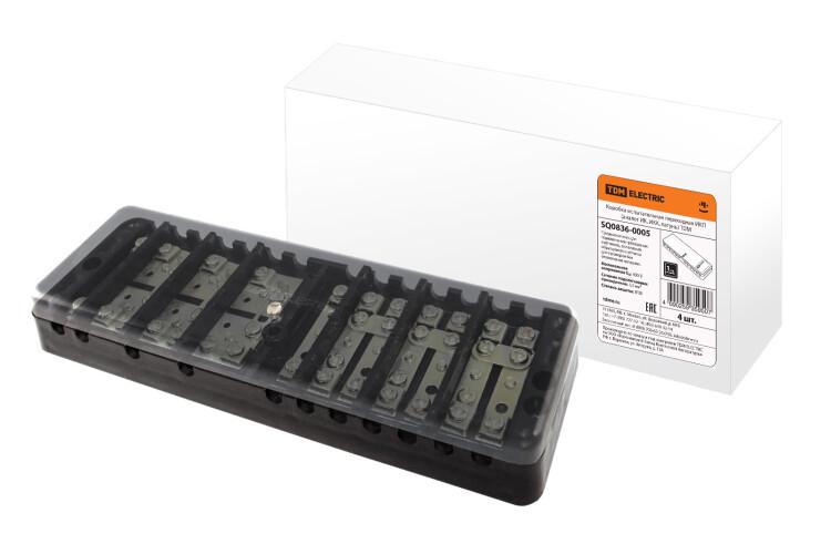 Коробка испытательная переходная ИКП (аналог ИК, ИКК, латунь)   SQ0836-0005   TDM