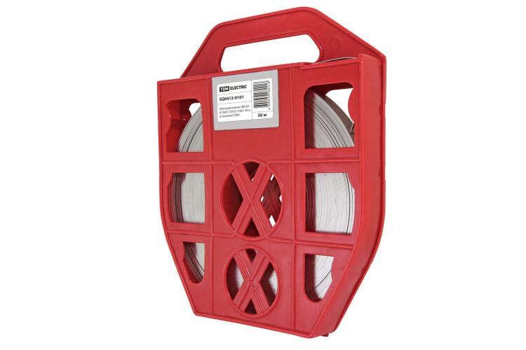 Лента монтажная ЛМ-50 (F 2007, COT37, F207, 50м в упаковке) | SQ0412-0101 | TDM