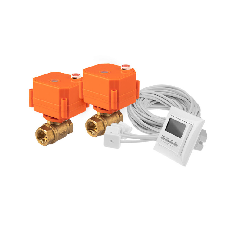 Cистема контроля протечки воды (2 крана -1 1/4 дюйма) Nautilus RT32-2   82-0207   REXANT
