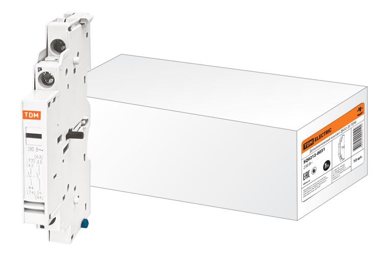 Дополнительный контакт ДК32-20 | SQ0212-0031 | TDM