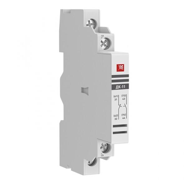 Дополнительный контакт АПД-32 ДК-11 NO+NC EKF PROxima | apd2-dk11 | EKF