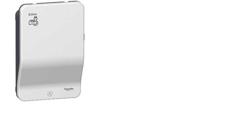 СТАНЦИЯ EVLINK 7kW КАБЕЛЬ T1+RFID | EVB1A7PARI | Schneider Electric