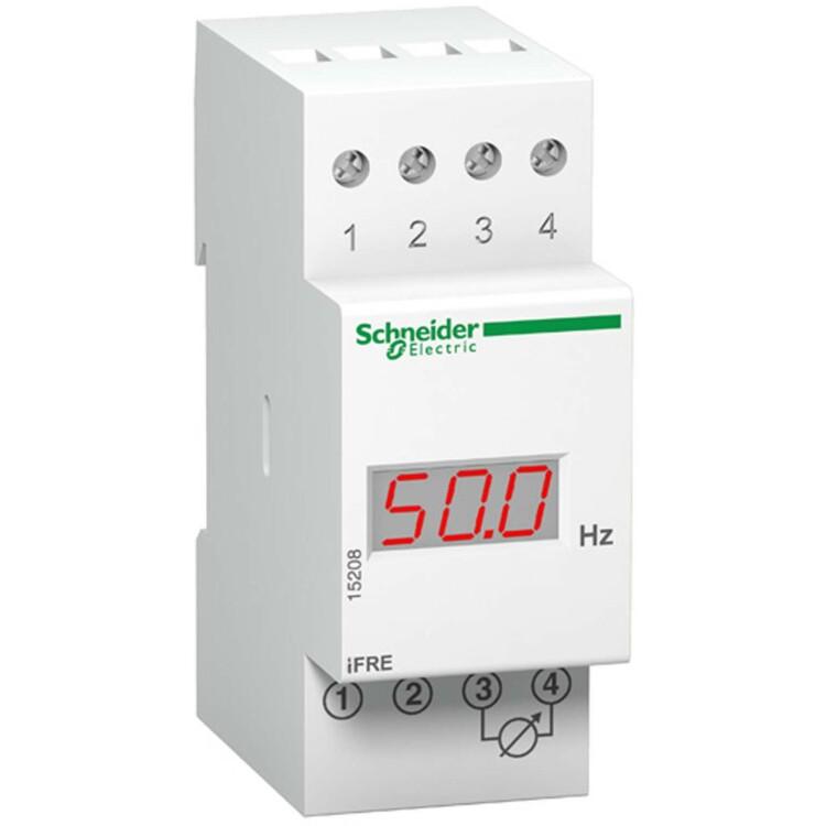 ЧАСТОТОМЕР ЦИФРОВОЙ 20-100ГЦ | 15208 | Schneider Electric