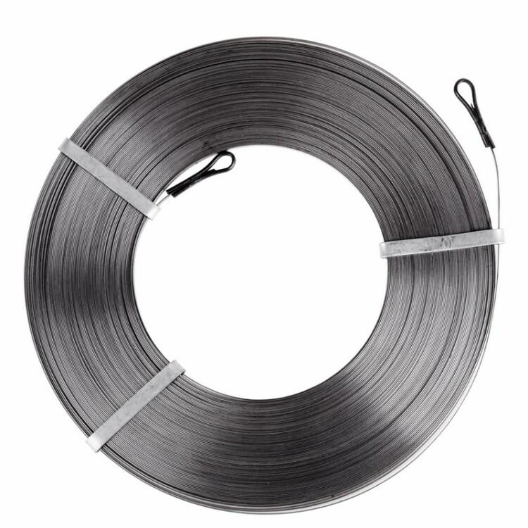Протяжка кабельная стальная плоская 30 м PROCONNECT   47-5030-6   PROconnect