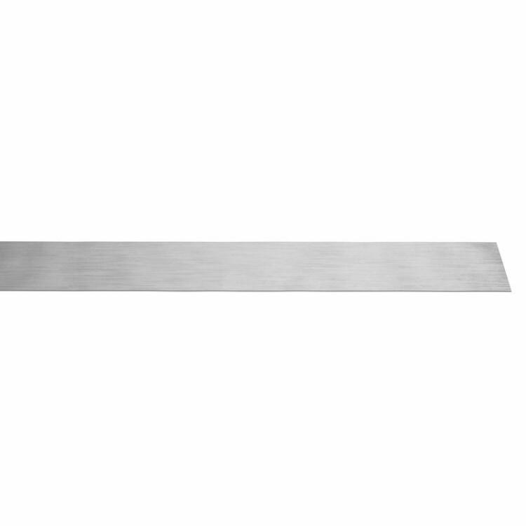Лента полоса монтажная оцинкованная прямая, упаковочная 20х0,55 мм, рулон 25 м | 07-7122-4 | REXANT