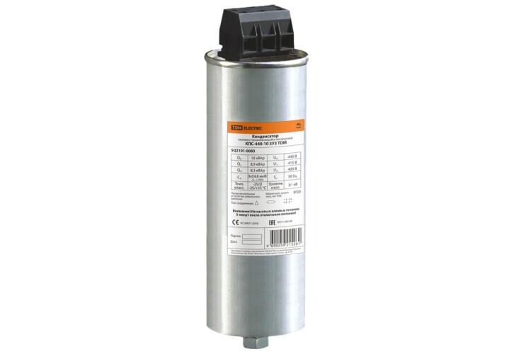 Конденсатор КПС-440-10 3У3   SQ2101-0003   TDM