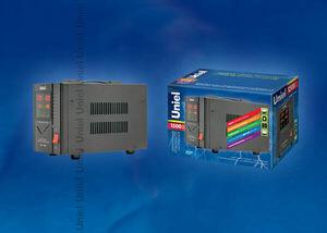 RS-1/1500 Стабилизатор «Standard» релейный однофазный, 1,5 кВА. | 03109 | Uniel