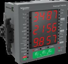 EasyLogic PM2130 Многофункциональный измерительный прибор измерение мощности LED RS485 0.5S  METSEPM2130R  Schneider Electric
