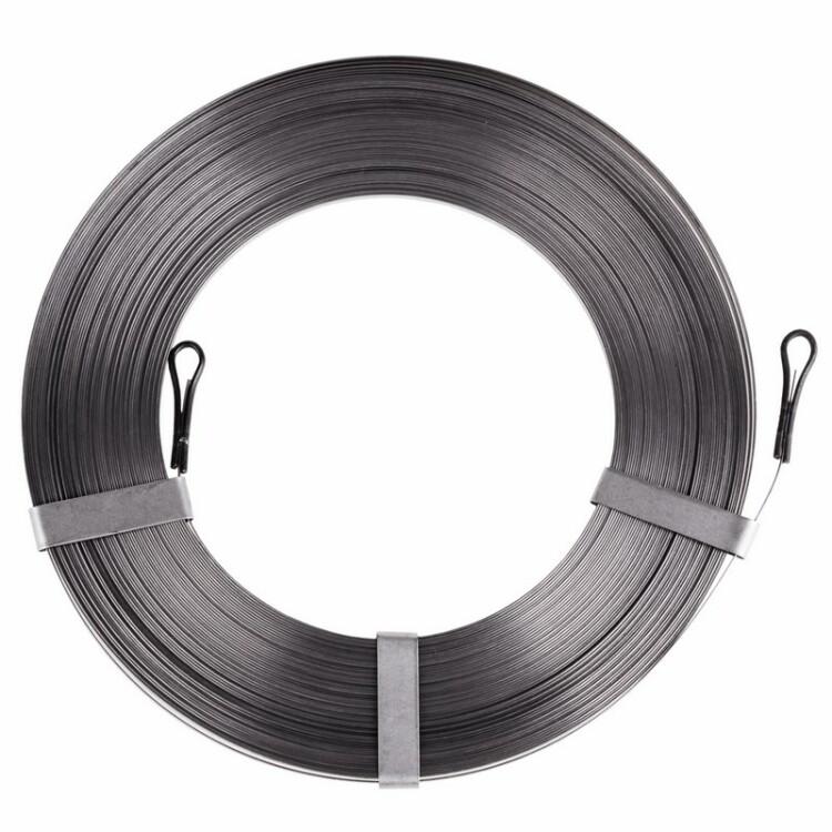 Протяжка кабельная стальная плоская 20 м PROCONNECT   47-5020-6   PROconnect